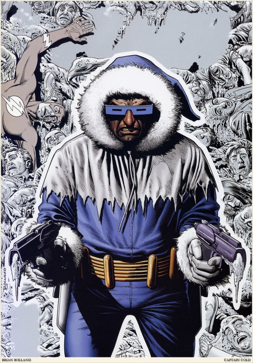 Captain Cold Snowgoggles